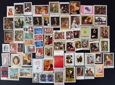 Art, Artists Stamp Collections & Mixtures