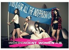 Miss A - Independent Women 3 [New CD] Extended Play
