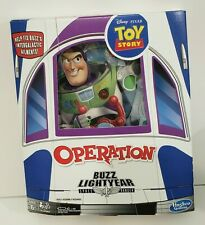 Toy Story Operation Buzz Lightyear Space Ranger Hasbro Gaming Operation