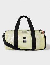 NWT STUSSY X HERSCHEL UNISEX DUFFLE BAG CLEAR LIMITED! 28L