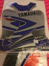 Tecnosel YzF 250 400 426 1998-2002 Graphics Seat Cover Decals Nos Yamaha Yz F