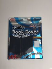 Book Cover Fabric Stretches To Fit Oversized Text Books And More!