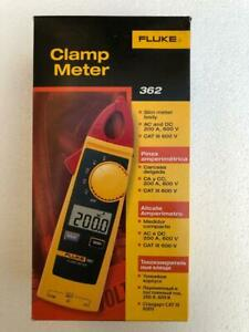 Fluke 362 Handheld Digital True RMS Clamp Meter 200A