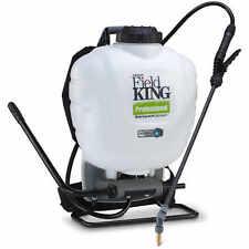 Field King 4 Gal Professional No Leak Backpack Sprayer Outdoor Garden Mister