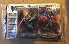 Cardfight Vanguard Promo Flash Decks Stardrive Dragon & Crested Dragon BushiRoad
