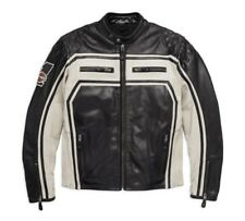 Harley Davidson Mens Endurance Leather CE Approved Jacket