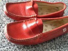 Zapatos Hispanitas 36 Rojos. Piel