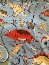 Fleece blanket - dinosaurs and more - 46 x 55