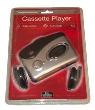 Durabrand Portable Cassette Player Model 822 Auto Stop & Bass Boost & Headphones
