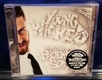 Young Wicked of Axe Murder Boyz - The Prodigal Son CD SEALED AMB twiztid juggalo