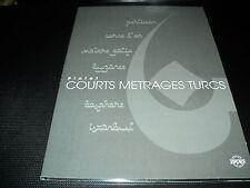 "DVD NEUF ""COURTS METRAGES TURCS"" 6 courts metrages de Maurice PIALAT"