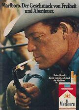 Marlboro Zigaretten - Reklame Werbeanzeige Original-Werbung 1972 (5)