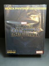 Marvel Mezco Toyz One:12 Boseman Black Panther Action Figure