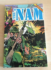 PLAY PRESS MARVEL COMICS - THE 'NAM N°1 COLLECTION 7/16