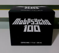 MOB PSYCHO 100 MANGA ANIME CUP LOOTCRATE NEW IN BOX!