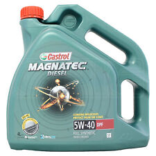 Castrol MAGNATEC Diesel 5W-40 5W40 DPF Fully Synthetic Engine Oil - 4 Litre 4L