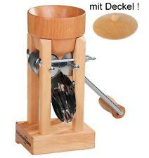 Eschenfelder Kornquetsche Tischmodell Holztrichter