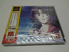 Refrain Love Best Version Major Wave SONY PlayStation Japan NEW