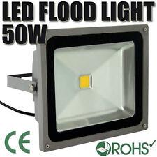 50W LED Garden Lights Outdoor Floodlights & Spotlights