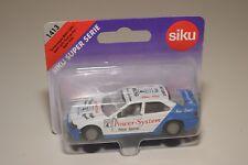 V 1:64 SIKU 1413 BMW 320 TOURING CAR TOURENWAGEN 3ER 3 SERIES MINT BOXED ON CARD