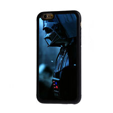 Darth Vader Star Wars Rubber Phone Case For iPhone 4/4s 5/5s 5c 6/6s 7Plus Cover