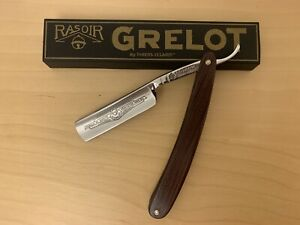 "Thiers Issard Le Grelot 6/8"" Straight Razor"