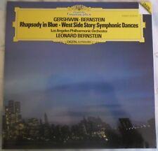 Gershwin - Bernstein - Rhapsody in Blue, West Side Story (LP 1983) 2532 082