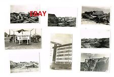 WWII RARE PHOTOS 5TH USAAF 479TH SSTS IE SHIMA BASE AREA AND PHILIPPINES 1945