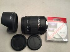 New ListingSigma Dc 18-250mm f/3.5-6.3 Os Hsm Lens For Canon +Filter