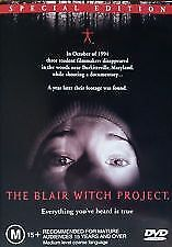 The Blair Witch Project (DVD, 2009)*R4*Spec Edition*Terrific Condition