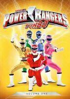 Power Rangers: Turbo: Volume 1 (3 Disc) DVD NEW