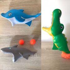 Meerestier-Spielfiguren mit 23