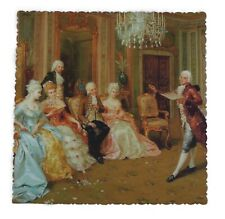 NEW French Tapestry Vintage Style Party Art Table Cover Cloth Velvet Home Decor