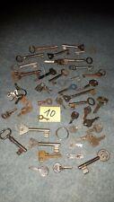Konvolut alte Schlüssel Türschlüssel, Nr. 10