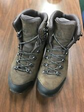 Vasque St Elias Backpacking Boots 7160 Hiking Trail Mens 11 M Gore-Tex WP