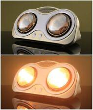 HATTORI GNGB-2A 2 Golden Lamps Bathroom Heater Toliet Warmer 5m Cable 250W I_g