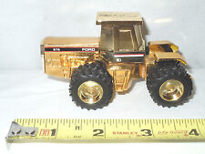 Ford 876 4WD 1990 Boston Dealer Meeting Gold Edition 1/64th Scale Mint Condition