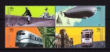 Argentina 2000 Transport MNH