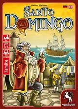 Santo Domingo Card Board Game Pegasus Spiele NEW SEALED German/English FUN