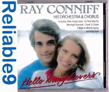 Ray Conniff+His Orchestra & Chorus- Hello young lovers CD -1990 Pickwick England