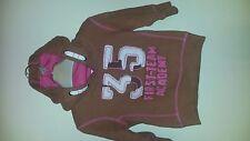 Next girls beige hoodie 6-9 months