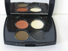 Lancome Color Design Ombre Mono Effects Sensational Eye Shadow Quad .05 oz. NEW