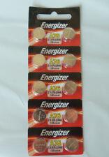 10x Energizer A76 / LR44 / AG13 Alkaline Batteries 1.5V, Expire 12/2019