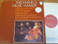 6833 107 The Faithful Music-Maker / Leonhardt / Bruggen / Vester etc.