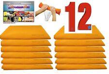 Original German Shammy Towels Super Absorbent Cloth 27 x 20 colcha 3,6,12 cloths