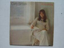 Carly Simon - Hotcakes Vinyl LP Record Album 7E-1002