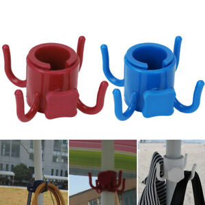 4 Prongs Stable For Towel Bag Pool Accessories Adjustable Hanging Durable Lightw