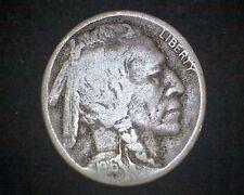 1916-D INDIAN HEAD BUFFALO NICKEL #21298
