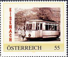 personalisierte Marke 8019583 Straßenbahn in Eisenach