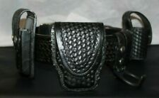 Ryno Gear Police Leather Belt size 34 Used